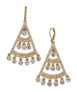 Kate Spade New York FRINGE DROP Statement Earrings -NWT MSRP $98 - $41.90