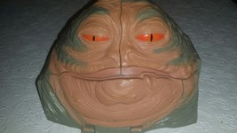 Vintage 1997 Galoob Jabba The Hutt Micro Machines Head Playset - $14.84