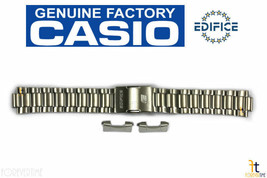 CASIO EQS-500DB Edifice Stainless Steel Metal Watch Band Strap EQW-M600 ... - $109.95