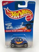 Hot Wheels Baja Bug Blue Race Team Series II 2/4 393 15234-0911  - $10.69