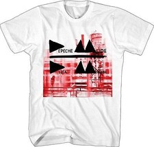 Original Depeche Mode Delta Machine New Wave Pop-Band T-Shirt S-2XL - $20.94+