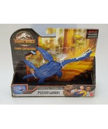 NEW SEALED 2021 Jurassic Park Camp Cretaceous Plesiosarus Action Figure - $18.80
