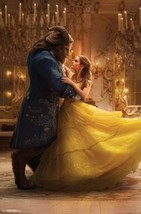 "New  Beauty & The Beast - Iconic Wall Poster - RP15602 - 22.375"" x 34"" - $7.99"