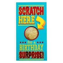 Hallmark Birthday Humour Foiled Writing Card - Medium Slim - $10.63