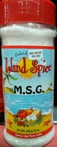 Island Spice Jamaican M.S.G. Seasoning 226g / 8oz Spice up Your Life - $11.30