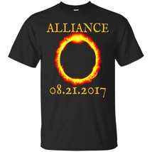 Total Solar Eclipse Alliance Nebraska Tshirt - ₨1,622.97 INR+