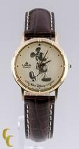 "Lorus Unisex Mickey Mouse Quartz Watch ""The Walt Disney Co"" V811A - $259.87"