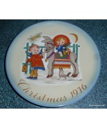 Sacred Journey 1976 Christmas Plate The Schmid Collection by Sister Bert... - $8.72