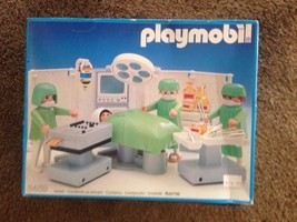 Playmobil #3459 Operating Room Very Rare Collectors Item 1992 Unopened O... - $163.35