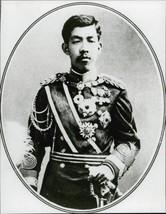 Emperor Yoshito, portrait - Vintage photo - $12.11