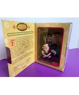 Enesco Masterpiece 50 Years of Miracles Christmas Ornament 1997 Miracle ... - $24.74