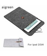 AIGREEN® Handbag Woolen Felt Sleeve Case Ipad Bag Ipad Pouch 21cm Soft F... - $13.70