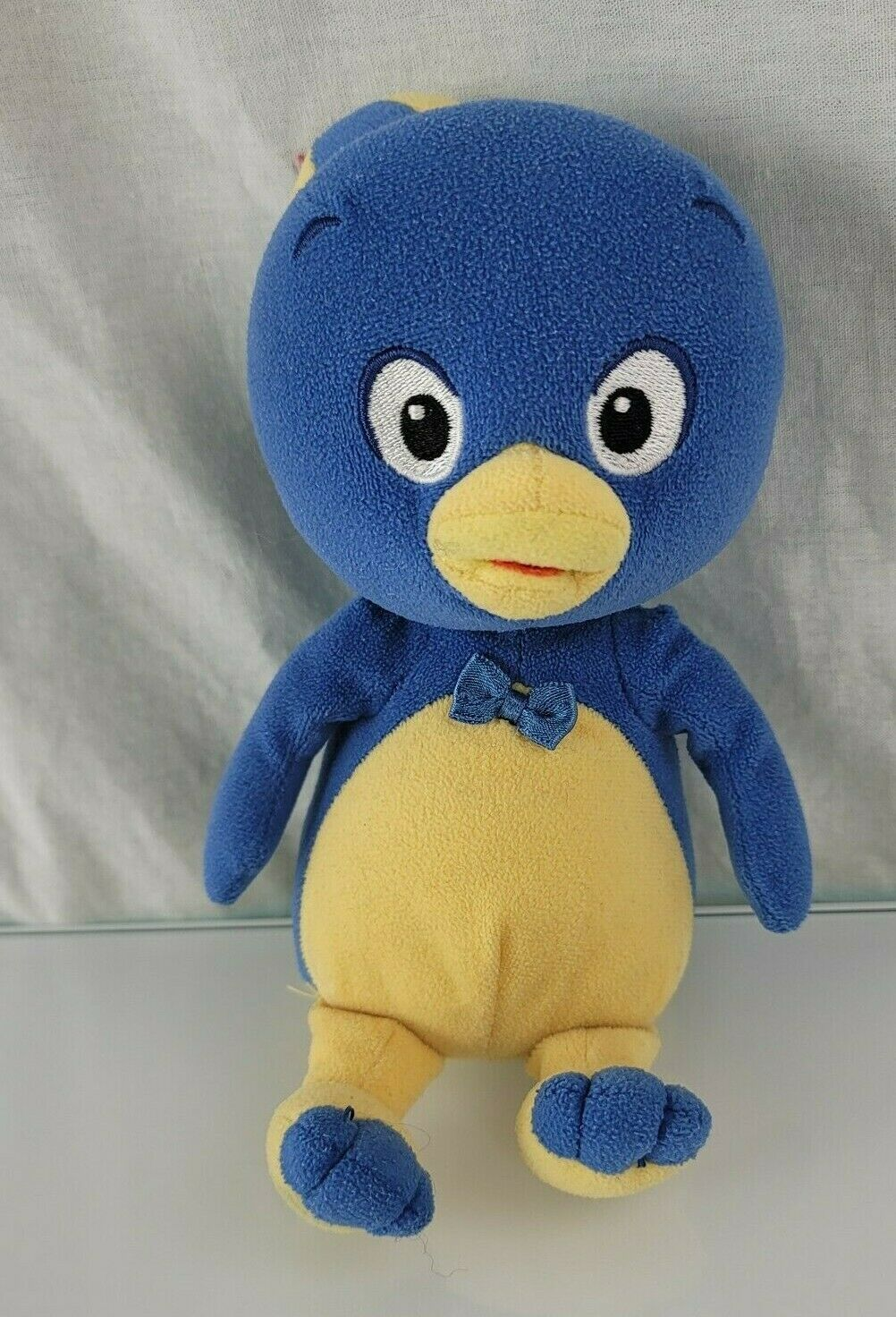Primary image for TY Beanie Baby Pablo The Penguin The Backyardigans 2004  Plush USED