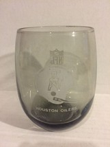 Vintage Houston Oilers NFL Football Glass Cup - $18.99