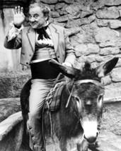 Bill Dana 8x10 Photo sitting on donkey - $7.99