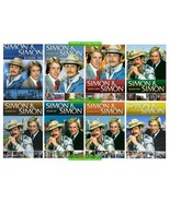 Simon & Simon The Complete TV Series Seasons 1 2 3 4 5 6 7 & 8 DVD Set N... - $69.00