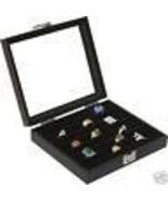 NEW 36 RING BOX RING CASE JEWELRY storage display ORGANIZER  - $28.20