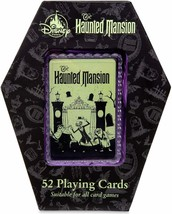 Disney's Haunted Mansion Playing Cards Set, NEW - $19.00