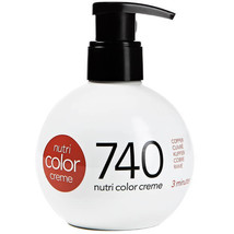 Revlon Professional Nutri Color Creme 740 Copper 250ml - $51.23