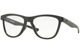 Oakley Brille Grounded Poliert Schwarz mit / Klar Demo Gläser OX8070-01 53 - $166.90