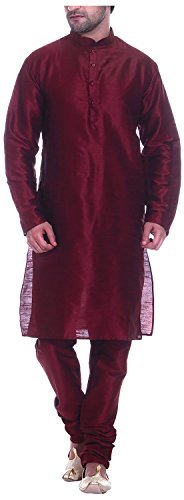 Primary image for Royal Men's Threadsart Silk Kurta Pyjama