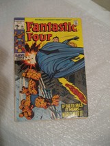 THE FANTASTIC FOUR, VOL 1 #95 VG-F cond marvel comic book 1970 - $14.99