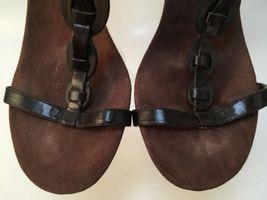 Ankle Black Women's Medium Sandals Heels Size Strap Bandolino 6 Toe T 5 Open S5xUqBw