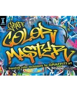 GRAFF COLOR MASTER: freestyle color techniques for GRAFFITI art by Scape... - £10.01 GBP