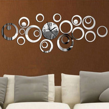 Reloj De Pared Quartz Wall Clock - $39.95