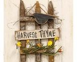Hanging Lath Harvest Time Gate