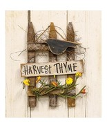 Hanging Lath Harvest Time Gate - $47.03