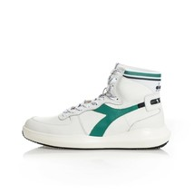 SNEAKERS UOMO DIADORA MI BASKET H LEATHER MDS 201.174955.C6849  SHOES MA... - $181.92