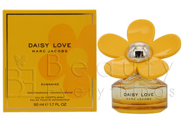 Daisy Love Sunshine by Marc Jacobs 1.7oz / 50ml EDT Spray NIB Sealed For Women - $60.99