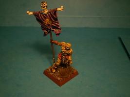 Reaper Miniatures Oop 28 Mm Metal Mummy Standard Bearer PRO-PAINTED - $25.20