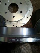 NEW  PowerStop JBR994XL JRB994XR Brake Rotor (jew) image 3