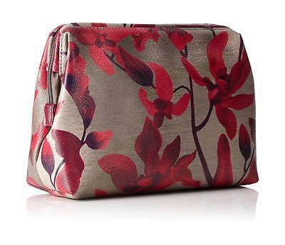 Oilily Jolly Cosmeticpouch Lhz 2, Womens Clutch, Rot (Dark Red), 11x18.5x25.5...