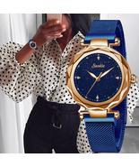SUNKTA Women's fashion, casual, business style, ultra thin, quartz watch... - $31.99