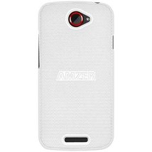 Amzer Snap On Case for HTC One S - White - $9.85