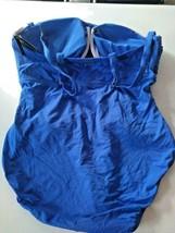 Ralph Lauren Blue One Piece Swimwear Size 16W image 2