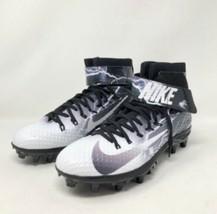 NEW Nike Force Lunarbeast Elite Football Cleats Size 10.5   - $28.74