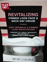 Revitalizing Firmer Look Face & Neck Day Cream 1.7oz - $9.49