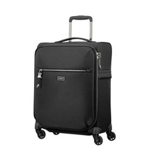 Carry-On Spinner Suitcase Luggage Rolling Business Travel Samsonite Blac... - $86.69