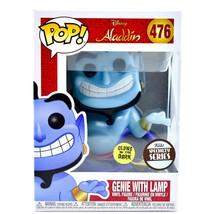 Funko Pop Disney Aladdin Genie with Lamp Glow in the Dark Specialty Seri... - $15.83