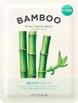 It's Skin The Fresh Sheet Mask Bamboo - $4.65