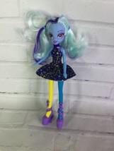 My Little Pony MLP Equestria Girls Rainbow Rocks Trixie Lulamoon Doll Ha... - $23.75