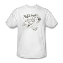 Mag Magazine T-shirt Pencil Bomb comic book comedy show graphic cotton tee WBT27 image 2