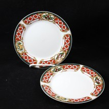 "Gibson Windsor Salad Plates 7.75"" Lot of 6 - $54.87"