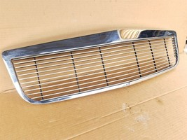 00-05 Cadillac Deville DTS DHS Custom E&G Chrome Grill Grille Gril image 2