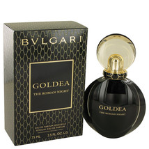 Bvlgari Goldea The Roman Night by Bvlgari Eau De Parfum Spray 2.5 oz (Wo... - $84.50