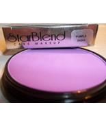 Mehron Purple Star Blend Cake Pancake Water Base Stage Makeup Professional - $12.86